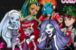 Monster High Bojanke – Online Monster High Bojanje