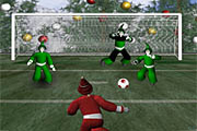 Djed Mraz Igra Nogomet