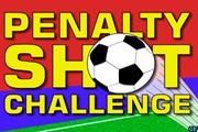 Igra Šutiranja Penala Nogometna Igrica